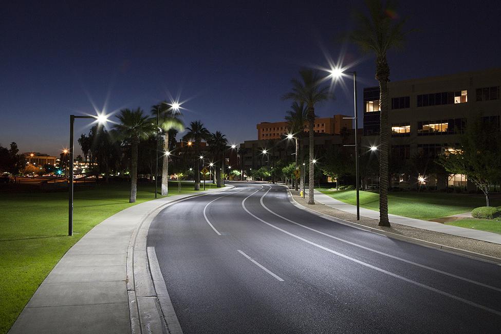 Iluminacion Led En Parques Y Calles 60w Casa Ecologica